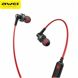 Awei Auricolare bluetooth per Sport Rosso B990BL