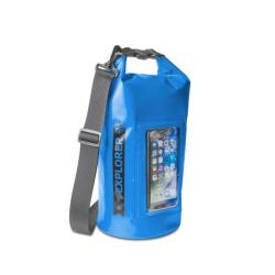 Celly Sacca Impermeabile 5L Blue EXPLORER5LBL