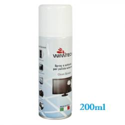 Wimitech Pulitore Spray a Schiuma 200ML PZ-04
