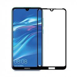 Ellietech Pellicola in vetro temperato 3D Huawei Y6 2019/Honor 8A Nero ED104