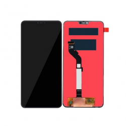 Display Lcd + Touchscreen Display completo senza Frame per Xiaomi Mi 8 lite / Mi 8X Nero