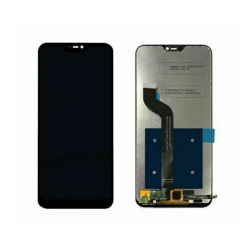 Display Lcd + Touchscreen Display completo senza Frame per Xiaomi Mi A2 Lite / Redmi 6 Pro Nero