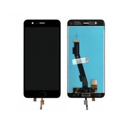 Display Lcd + Touchscreen Display completo senza Frame per Xiaomi Mi note 3 Nero