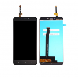 Display Lcd + Touchscreen Display completo senza Frame per Xiaomi Redmi 4X Nero