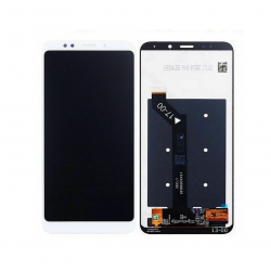 Display Lcd + Touchscreen Display completo senza Frame per Xiaomi Mi A2 Lite / Redmi 6 Pro Bianco