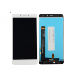 Display Lcd + Touchscreen Display completo senza Frame per Xiaomi Redmi Note 4 Bianco