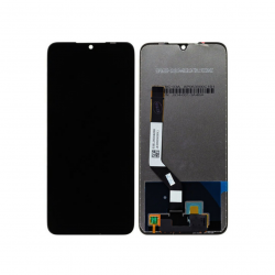 Display Lcd + Touchscreen Display completo senza Frame per Xiaomi Redmi Note 7 Nero