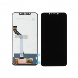 Display Lcd + Touchscreen Display completo senza Frame per Xiaomi Pocophone F1 Nero