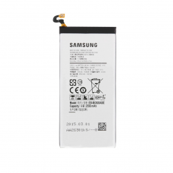 Batteria per Samsung Galaxy S6 G920F 2550mAh Originale